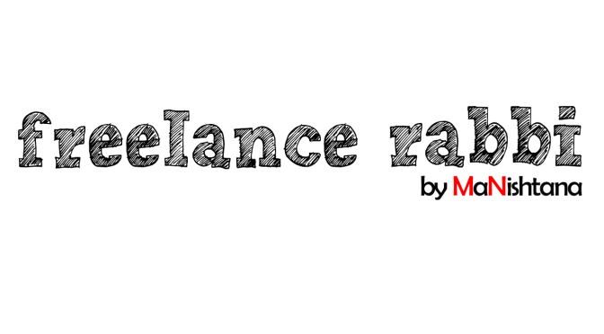 Freelance Rabbi: Coming Soon