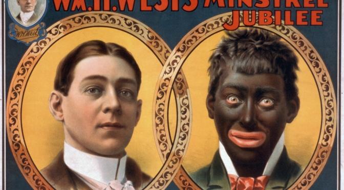 Blackface for Purim?